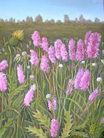hofmannsART-Plants-Flowers-Landscapes-Spring-Modern-Age-Impressionism