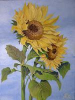 hofmannsART-Plants-Flowers-Nature-Miscellaneous-Modern-Age-Impressionism