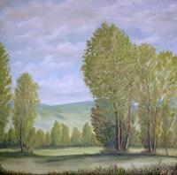 hofmannsART-Landscapes-Summer-Miscellaneous-Landscapes-Modern-Age-Impressionism