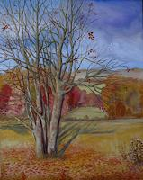 hofmannsART-Landscapes-Autumn-Times-Autumn-Modern-Age-Abstract-Art