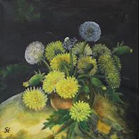 hofmannsART-Plants-Flowers-Modern-Age-Expressive-Realism