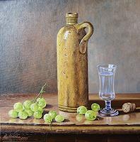 Lothar-Struebbe-Still-life-Still-life-Modern-Age-Naturalism