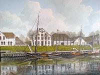 Lothar-Struebbe-Landscapes-Sea-Ocean-Modern-Age-Naturalism