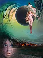 Roland-H.-Heyder-Erotic-motifs-Female-nudes-People-Children-Contemporary-Art-Post-Surrealism