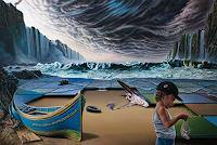 Roland-H.-Heyder-Landscapes-Sea-Ocean-Nature-Earth-Modern-Age-Photo-Realism-Hyperrealism