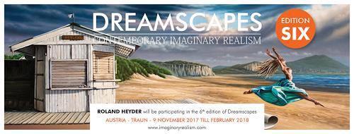 Roland H. Heyder, Dreamscapes VI, Fantasy, Landscapes: Beaches, Post-Surrealism