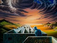 Roland-H.-Heyder-People-Couples-Landscapes-Mountains-Contemporary-Art-Post-Surrealism