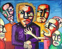 Ricardo-Ponce-Religion-People-Group-Modern-Age-Symbolism