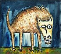 Ricardo-Ponce-Animals-Land-Emotions-Aggression-Modern-Age-Abstract-Art
