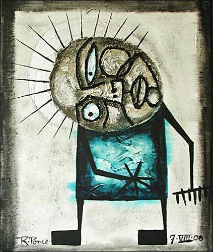 Ricardo Ponce, Iluminado, Emotions: Depression, Expressionism