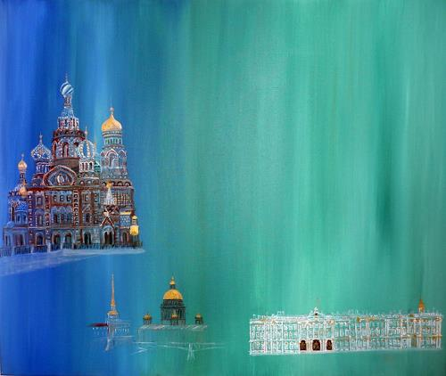 Theresia Züllig, Petersburg, Miscellaneous Buildings, Symbolism