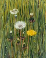 Theresia-Zuellig-Plants-Flowers-Nature-Miscellaneous-Modern-Age-Impressionism