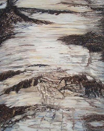 Theresia Züllig, Birkenrinde, Plants: Trees, Nature: Wood, Naturalism, Naturalism