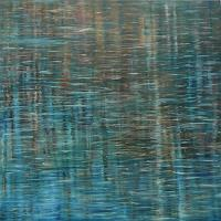 Theresia Zuellig Art Nature: Water Landscapes: Sea/Ocean Modern Age Naturalism