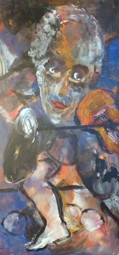 Jahn dArte (Klaus Eduard Jahn), Teufelsgeiger, Circus, Romanticism