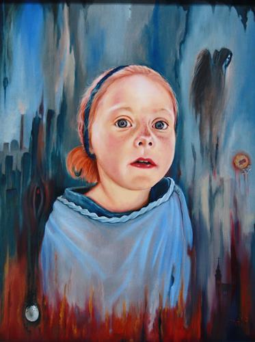 ingo platte, Blick ins Leben, People: Children, Fantasy, Realism