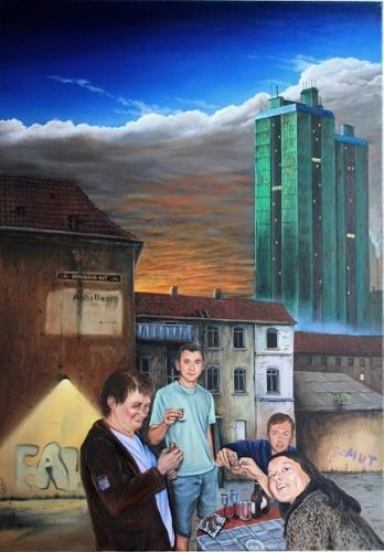 ingo platte, Was soll's, Society, People: Families, Neue Sachlichkeit