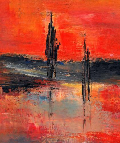 katarina niksic, o.T., Abstract art, Abstract Art