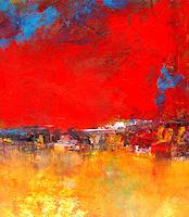 katarina-niksic-Landscapes-Modern-Age-Expressionism