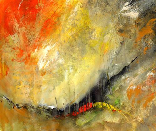katarina niksic, Natur GRANDE, Nature, Contemporary Art, Expressionism