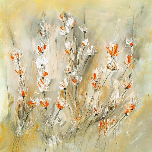 katarina niksic, In der Mitte der Ewigkeit, Nature, Impressionism