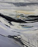 Conny-Niehoff-Landscapes-Mountains-Landscapes-Sea-Ocean-Modern-Age-Abstract-Art