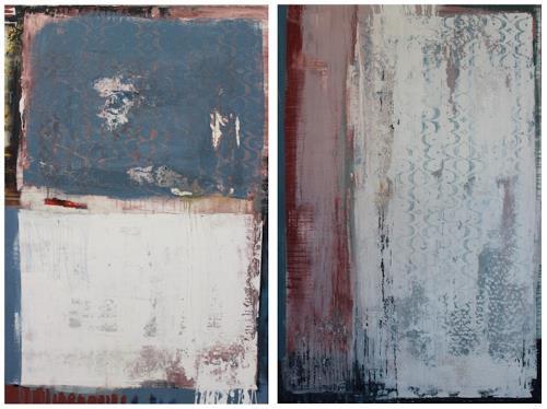 Conny Niehoff, Fassaden, Abstract art, Abstract Art