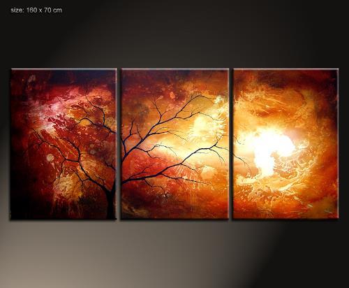 Paul Sinus Art Abstract art