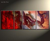 Paul-Sinus-Abstract-art-Modern-Age-Abstract-Art-Action-Painting