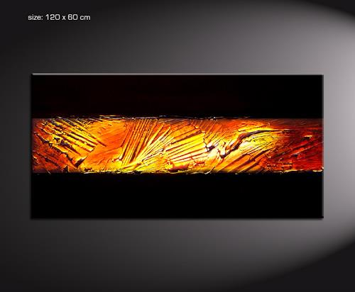 my way 3 by paul sinus abstract art decorative art painting. Black Bedroom Furniture Sets. Home Design Ideas