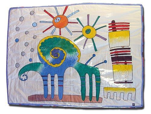 Ruta, Muklas, Abstract art, Arte Cifra