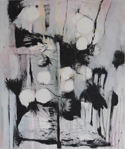 Nadja Spalinger, ohne Titel, Abstract art, Miscellaneous Emotions, Expressionism