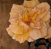 Anne-Waldvogel-Plants-Flowers-Miscellaneous-Romantic-motifs-Modern-Age-Photo-Realism