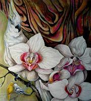 Anne-Waldvogel-Decorative-Art-Plants-Flowers-Modern-Age-Art-Deco