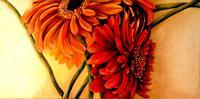 Anne-Waldvogel-Plants-Flowers-Decorative-Art-Modern-Age-Photo-Realism