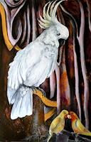 Anne-Waldvogel-Fantasy-Animals-Air-Modern-Age-Photo-Realism