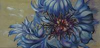 Anne-Waldvogel-Plants-Flowers-Decorative-Art-Modern-Age-Naturalism
