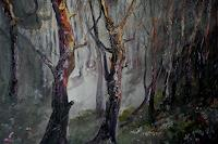 Anne-Waldvogel-Fantasy-Plants-Trees-Contemporary-Art-Neo-Expressionism