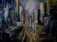 Anne-Waldvogel-Architecture-Miscellaneous-Traffic-Modern-Age-Abstract-Art