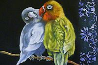 Anne-Waldvogel-Emotions-Love-Animals-Air-Contemporary-Art-Contemporary-Art