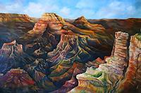 Anne-Waldvogel-Landscapes-Mountains-Contemporary-Art-Land-Art