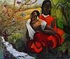 A. Waldvogel, Hommage an Paul Gauguin