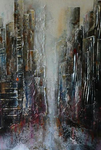 Anne Waldvogel, N.Y., Abstract art, Architecture, Contemporary Art