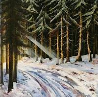Anne-Waldvogel-Landscapes-Winter-Nature-Earth-Contemporary-Art-Contemporary-Art
