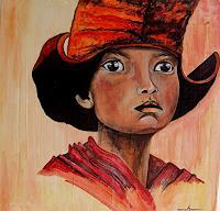 Anne-Waldvogel-People-Children-Contemporary-Art-Contemporary-Art