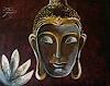 Anne Waldvogel, (Detail) Buddhas Erleuchtung