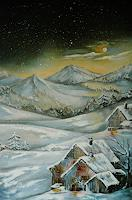 Anne-Waldvogel-Landscapes-Winter-Emotions-Safety-Contemporary-Art-Contemporary-Art