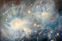 Anne-Waldvogel-Outer-space-Stars-Abstract-art-Modern-Age-Abstract-Art