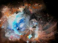Anne-Waldvogel-Outer-space-Stars-Fantasy-Modern-Age-Abstract-Art