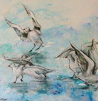 Anne-Waldvogel-Nature-Air-Animals-Air-Contemporary-Art-Contemporary-Art